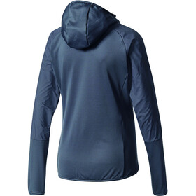 adidas TERREX Skyclimb Fleece Jacket Women grey five